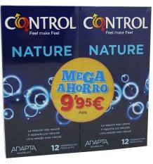 Contrôle Des Préservatifs Nature 12+12 Duplo Promotion