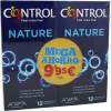 Controle Preservativos Nature 12+12 Duplo Promoção