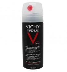 Vichy Deodorant Men Antiperspirant Spray 72 h 150 ml