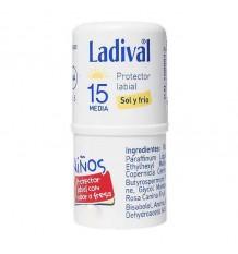 Ladival Niños Protector Labial Factor 15 Fresa