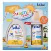 Ladival Summer pack spray Niños 50 200 ml spray adultos 50 150 ml
