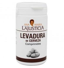 Ana Maria Lajusticia Levedura de Cerveja 80 Comprimidos