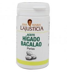 Ana Maria Lajusticia Fígado de Bacalhau 90 Pérolas