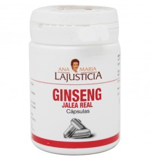 Ana Maria Lajusticia Gingseng Jalea Real 60 capsulas