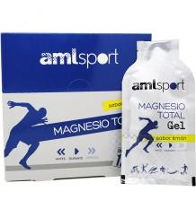 Amlsport Magnésio Total Gel 12 Envelopes
