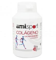Amlsport Colageno com Magnésio 270 comprimidos