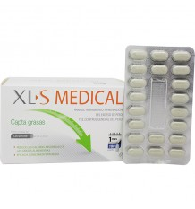XLS Medical Captagrasas 180 Comprimidos Oferta