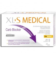 XLS Médical Carboblocker 60 comprimés