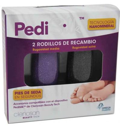 Pedisilk Rodillos de Recambio
