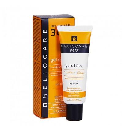 Heliocare 360 Gel Oil Free Spf 50 50 ml