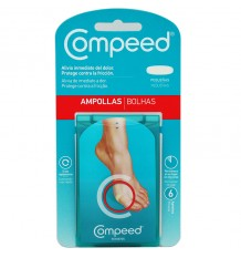 Compeed Blister Small 6 Dressing