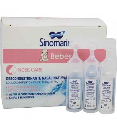 Sinomarin Babies 24 Ampoules of 5 ml