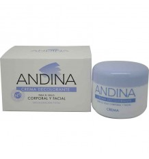 Andina Decolorante Facial Corporal 30 ml