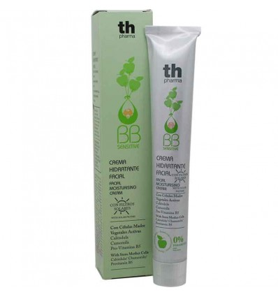 Th Pharma Bb Sensible du Visage Crème FPS15 60 ml