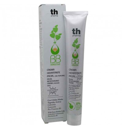Th Pharma Bb Sensitiv Gesichtscreme Ohne Parfum FPS15 60 ml