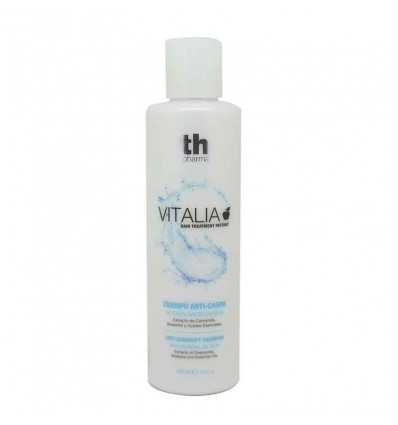 Th Pharma Vitalia Shampooing traitement des Pellicules 200 ml