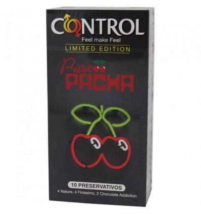 Preservativos Control Pure Pacha 10 unidades
