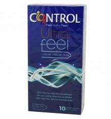 Preservativos Controle Ultrafeel 10 unidades