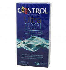 Control Preservativos Ultrafeel 10 unidades