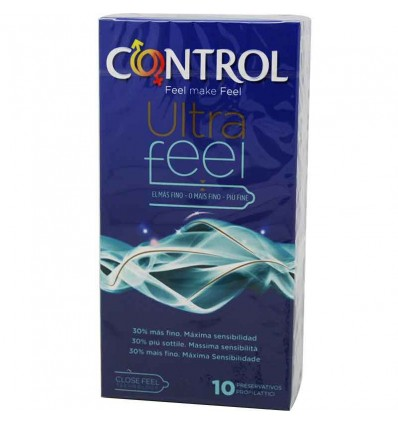 Condoms Control Ultrafeel 10 units
