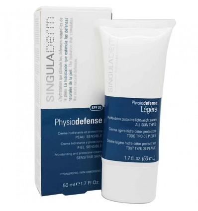 Singuladerm Physiodefense Spf 20 50 ml