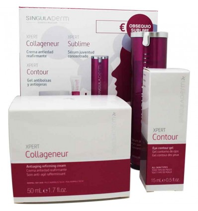 Singuladerm Xpert Pack Definitive Anti-Aging-Definitive