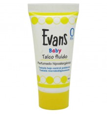 Evans Baby Talc Fluid 15 ml
