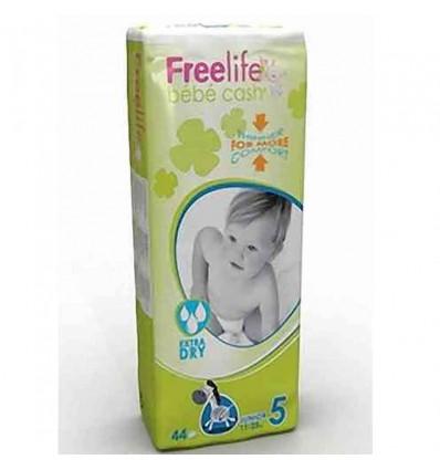 Freelife Cash-Baby Windel Größe 5 11-25 Kg 44 Einheiten