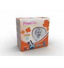 Freelife Bébé Cash Pantalon Taille 5 de 12 à 18 kg 20 unités