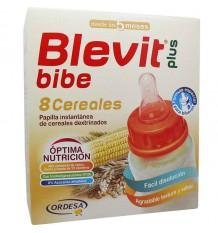 Blevit Bibe Plus Cereales 8 cereales para Biberon 600 g