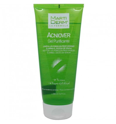 Martiderm Acniover Gel cleansing 200 ml