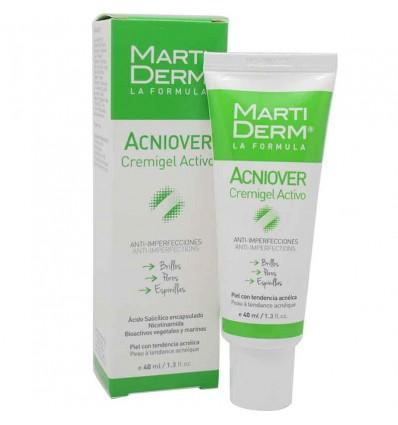 Martiderm Acniover Cremigel Active de 40 ml
