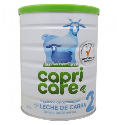 Capricare 2 Lait en Dessous de 800 grammes
