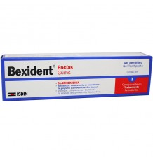 Bexident Encias Clorhexidina Gel Dentifrico 75 ml