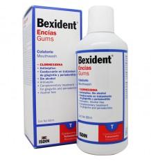 Bexident Encias Clorhexidina colutorio 500 ml