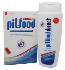Pilfood Complex 60 cápsulas Presente