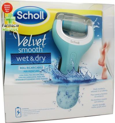 Dr Scholl Velvet Lima Electronica Wet Dry