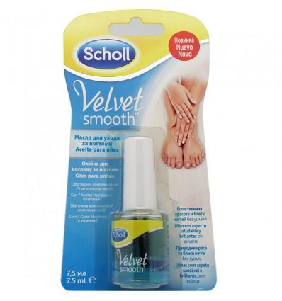 Dr Scholl Velvet Aceite para Uñas 7.5 ml