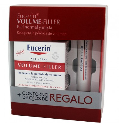 Eucerin Volume Filler Dia Normal Mixta Contorno Volume Filler Gratis