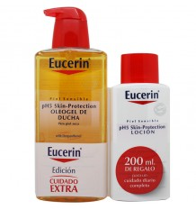 Eucerin Ph5 Oleogel 400 ml Pack Promocion