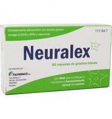 Neuralex Omega 3 Vitamina B 60 capsulas