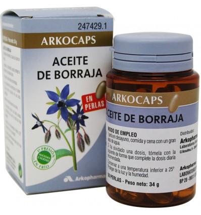 comprar Arkocapsulas Aceite de Borraja 50 Capsulas