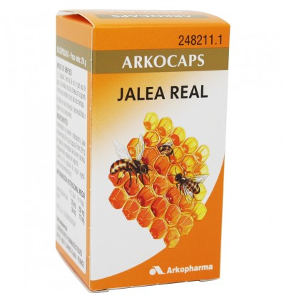 Arkocapsulas Jalea Real 50 Arkocaps