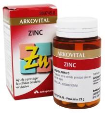 Arkovital Zinco 50 cápsulas