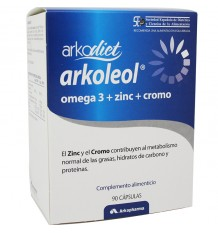 Arkoleol 90 capsulas