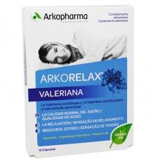 Arkorelax La Valériane, Le Tryptophane, 15 Capsules