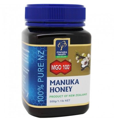 Miel de Manuka Honey mgo 100 500 gramos