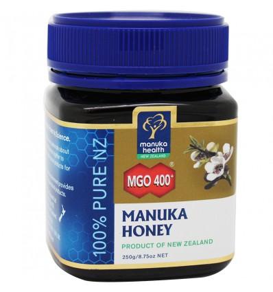 Mel de Manuka Honey mgo 400 250 gramas