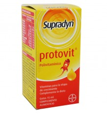 Supradyn Protovit Gouttes 15 ml