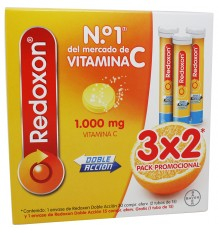 Redoxon Double Action, 30 Tabletten, Geschenk, Förderung